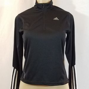 Adidas Clima Cool Quarter Zip Pullover